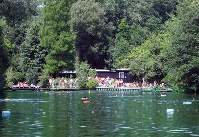 Photo of Hampstead Ponds