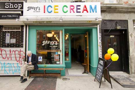 Photo of Davey's Ice Cream