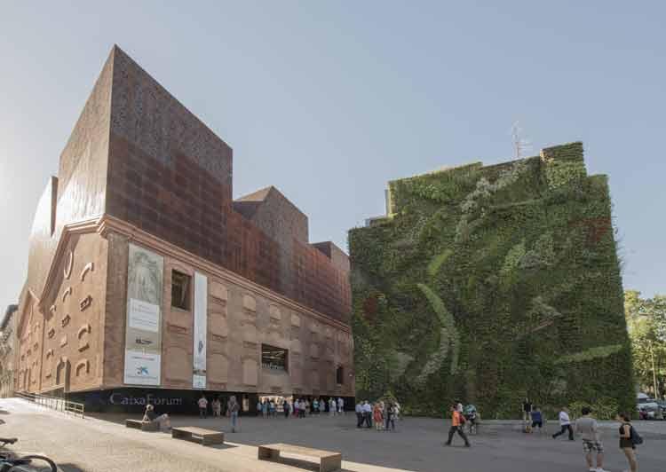 Photo of CaixaForum Madrid