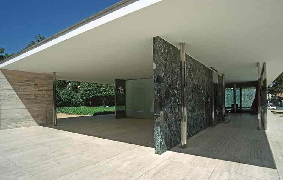 Photo of Barcelona Pavilion