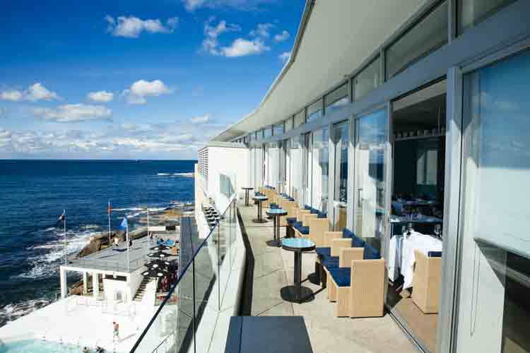 Photo of Icebergs Dining Room & Bar