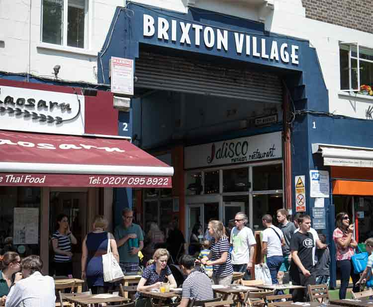 Photo of Brixton Market