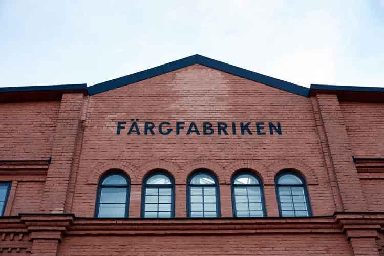 Photo of Färgfabriken