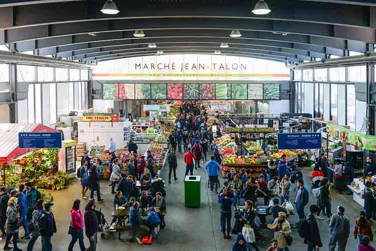 Photo of Market Jean-Talon