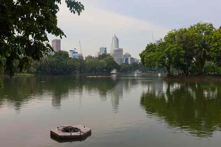 Photo of Lumpini Park