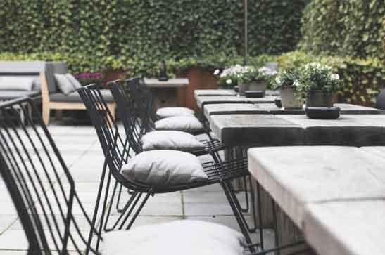 Photo of Garden Courtyard