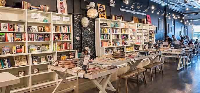 Photo of Volumes Bookcafe