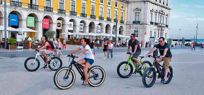 Photo of Lisbon Bike Rentals
