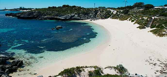 Photo of Rottnest Island