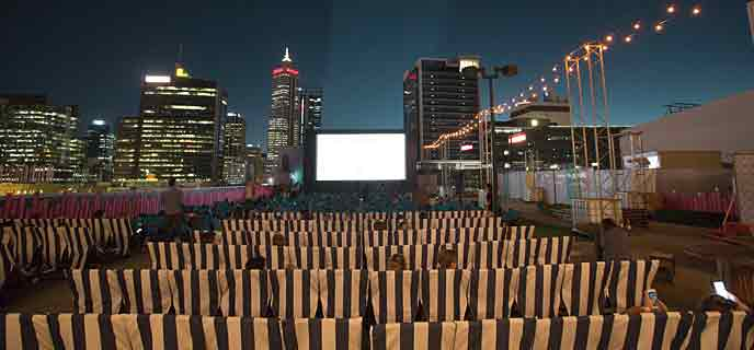 Photo of Rooftop Movies