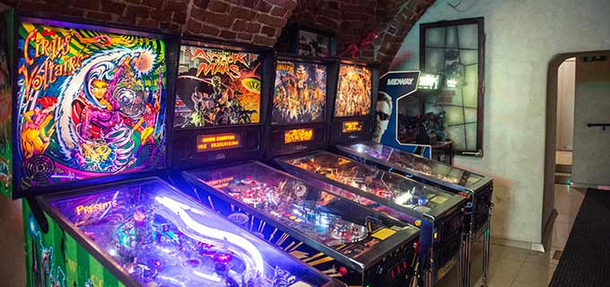 Photo of Pinball Museum