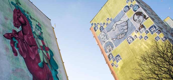 Photo of Zaspa Wall Murals
