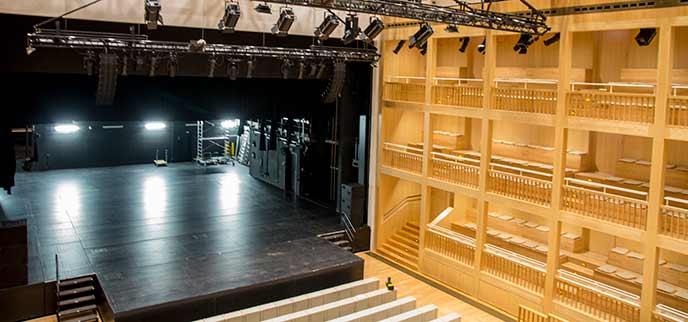 Photo of Shakespeare Theater