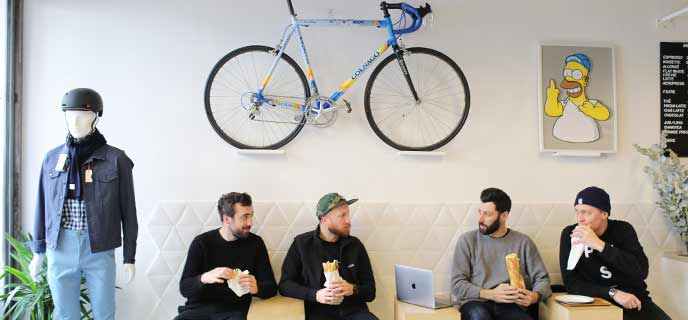 Photo of Steel Cyclewear & Coffeeshop