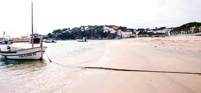 Photo of Llafranc Beach