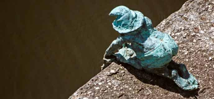 Photo of Wrocław's Gnome Trail