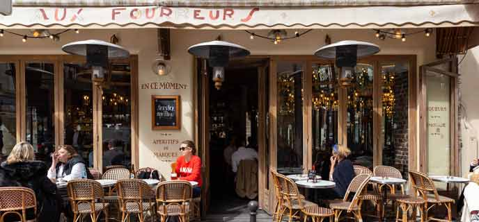 Photo of Café Aux Fourreurs