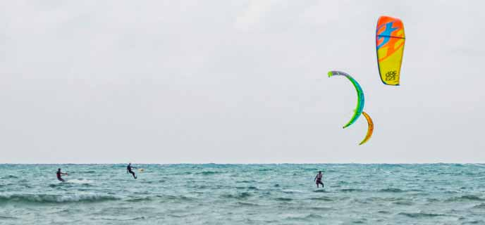 Photo of Kite Boarding Asia Phuket