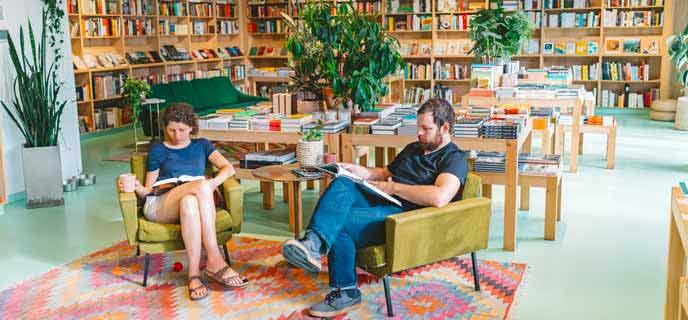 Photo of Commonplace Books & Kitchen
