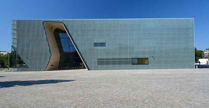 Photo of POLIN (Museum of the History of Polish Jews)