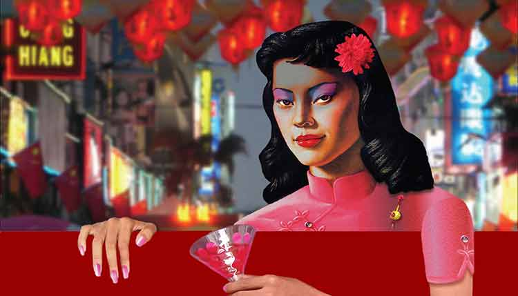 Photo of Miss Wong